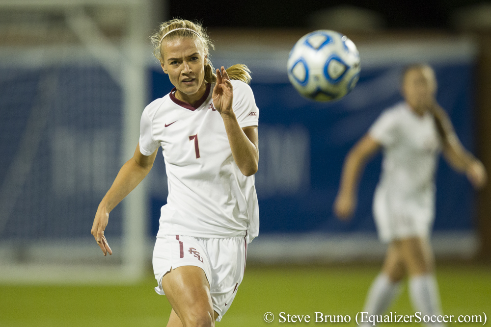 Icelandic forward Dagny Brynjarsdottir couldn't join NWSL on a free transfer or discovery process due to league rules. (Photo Copyright Steve Bruno for The Equalizer)
