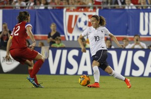 France will host the USWNT in a World Cup tune-up match on Feb. 8. (USA Today Images)
