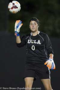 Katelyn Rowland is the best goalkeeper available in the draft.