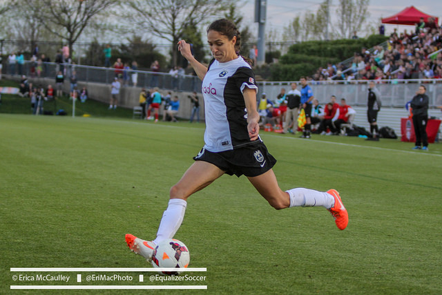 Stephanie Cox will return to Seattle Reign FC in 2015. (Photo Copyright Erica McCaulley for The Equalizer)