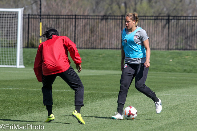 Toni Pressley has returned to the WNY Flash via trade. (Photo Copyright Erica McCaulley for The Equalizer)