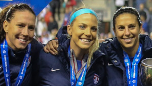 Julie Johnston's breakout performances came at just the right time ahead of the World Cup. (Photo Copyright Erica McCaulley for The Equalizer)