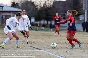 The Washington Spirit fell to Virginia on a frigid day. (Photo Copyright Erica McCaulley for The Equalizer)