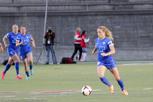 Kristie Mewis' play will be crucial to Boston's success in 2015. (Photo Copyright Clark Linehan for The Equalizer)