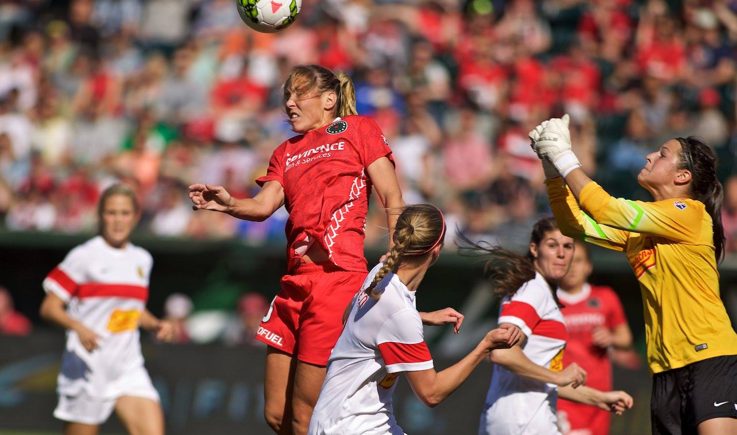 Long Lifts Thorns Past Flash To Second Straight Win Equalizer Soccer