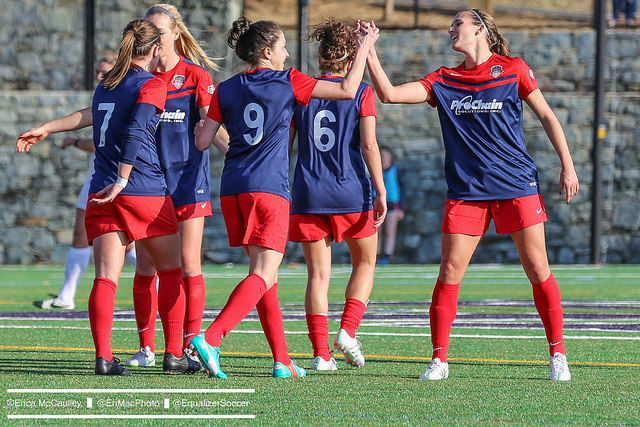 The Spirit look to rebound from a season-opening loss at home against defending champions FC Kansas City. (Photo Copyright Erica McCaulley for The Equalizer)