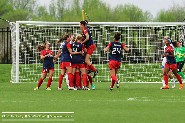 The Washington Spirit continue to show improvement in 2015 after a huge turnaround in 2014. (Photo Copyright Erica McCaulley for The Equalizer)