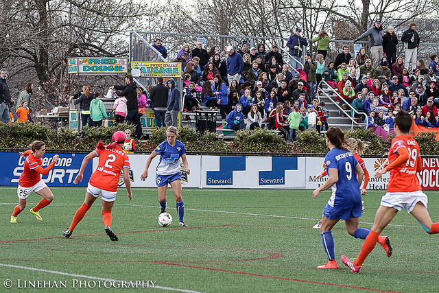 The Breakers pulled the surprise of Week 3 with a win over Houston. (Photo Copyright Clark Linehan for The Equalizer)