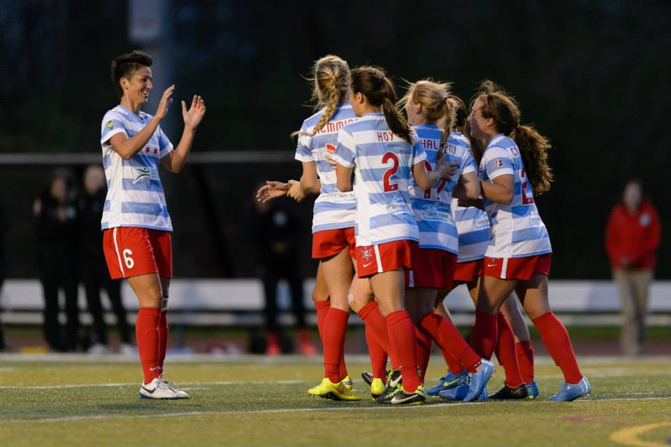The Red Stars are the NWSL's last remaining unbeaten team. (Photo Courtesy Chicago Red Stars)