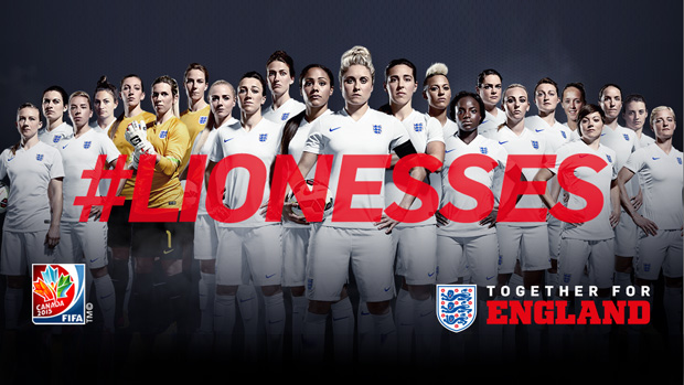 England's 23-player World Cup roster.