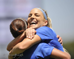 Julie Johnston locked down her starting spot at center back. (Photo Copyright Patricia Giobetti for The Equalizer)