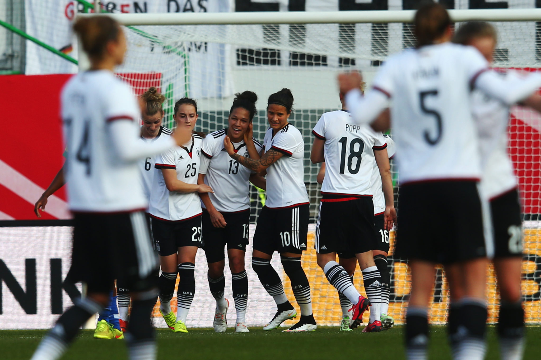 Germany is a heavy favorite for Group B. (Getty Images)