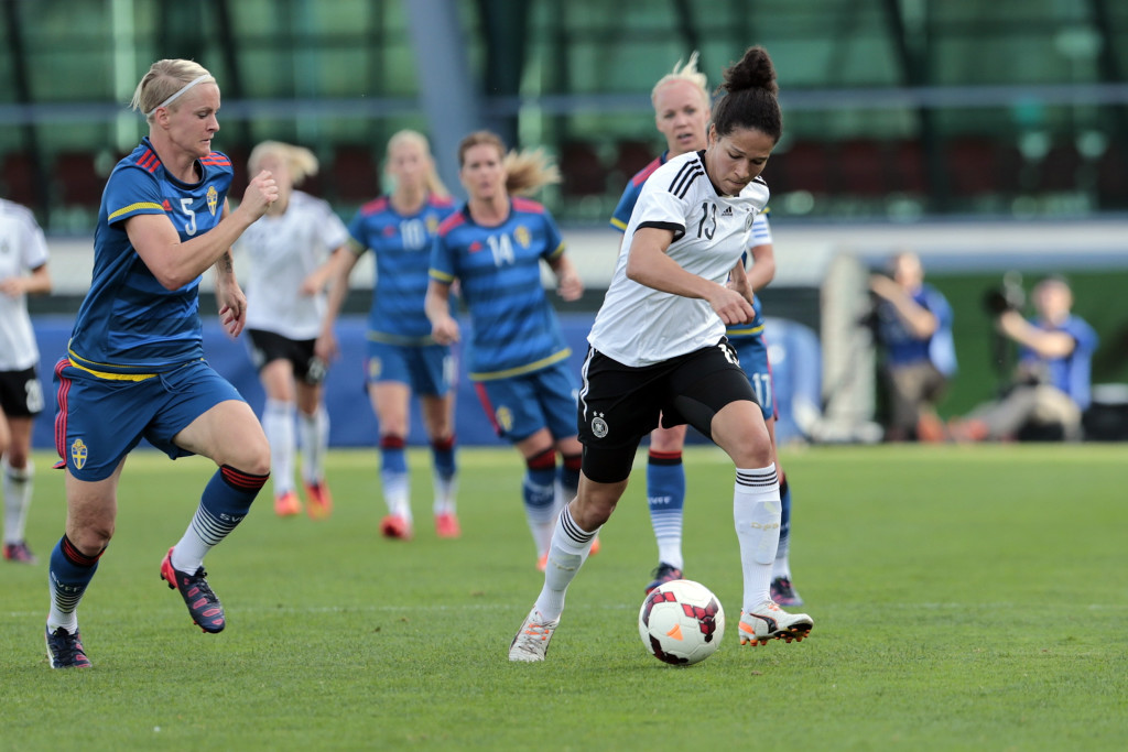 Germany and Sweden are both capable of making deep runs at the World Cup, but tough paths lie ahead. (Getty Images)