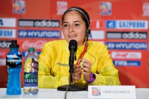 Ecuador Vanessa Arauz