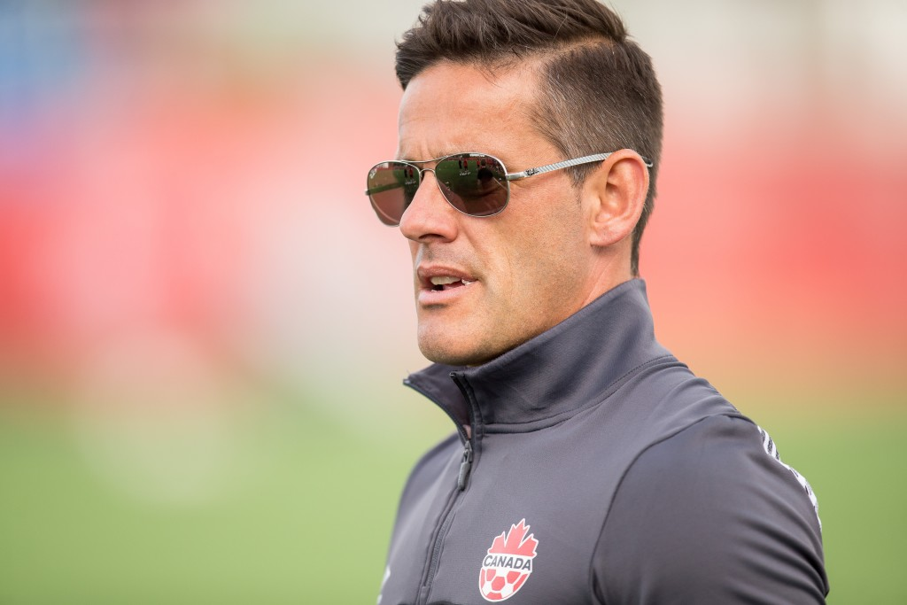 John Herdman (Getty Images)