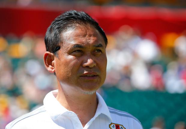 Japan coach Norio Sasaki faces an uphill climb to qualify for Rio.