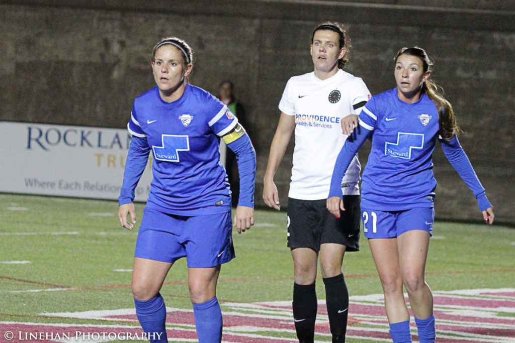 Cat Whitehill announced her retirement from soccer last week. (Photo Copyright Clark Linehan for The Equalizer)