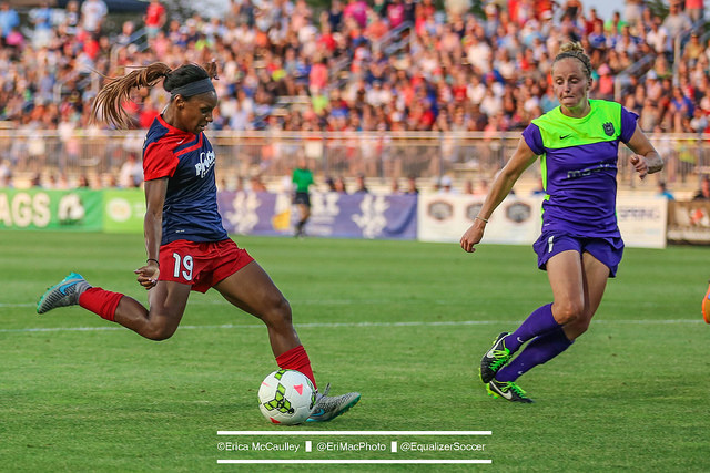 Crystal Dunn (Photo Copyright Eric McCaulley for The Equalizer)