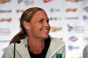Christie Rampone (Getty Images)