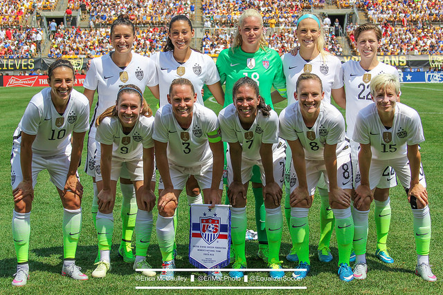USWNT's victory tour resumes against Haiti