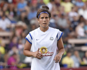 Sarah Hagen has played an understated but important role with FC Kansas City. (Photo Copyright Patricia Giobetti for The Equalizer)