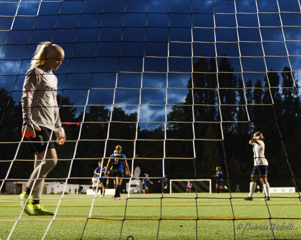 Seattle Reign FC defeated the Washington Spirit, 3-0 in Sunday's NWSL semifinal. (Photo Copyright Patricia Giobetti for The Equalizer)