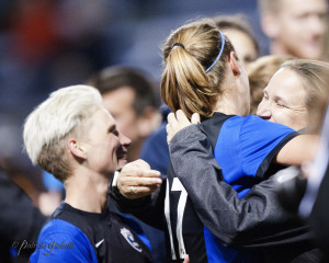 Laura Harvey scored big with her signings through the years, putting Seattle Reign FC back in the NWSL Championship for the second straight year. (Photo Copyright Patricia Giobetti for The Equalizer)