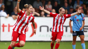 Melbourne City remains perfect on the season through eight games. (Photo: Westfield W-League)