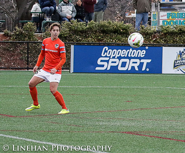 Meghan Klingenberg has been traded from Houston to Seattle, but will be left unprotected in the expansion draft so Orlando can select her and trade her to Portland. (Photo Copyright Clark Linehan for The Equalizer)