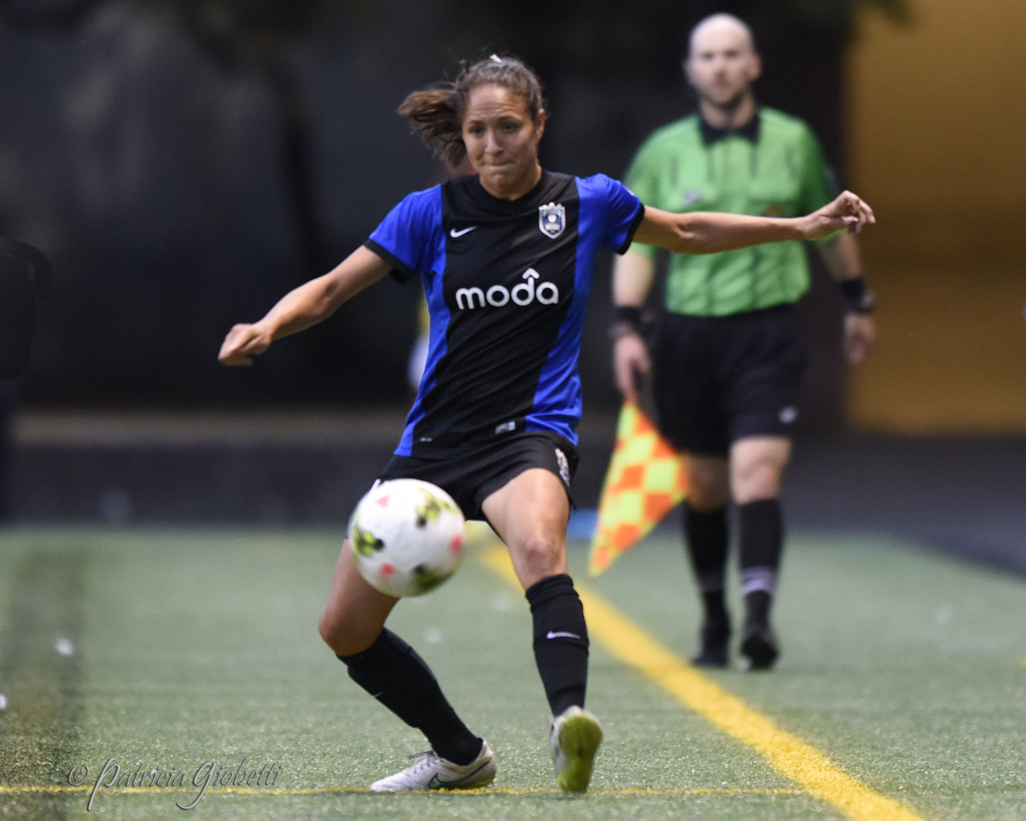 Seattle Reign FC defender Stephanie Cox has retired from professional soccer. (Photo Copyright Patricia Giobetti for The Equalizer)