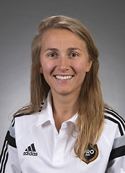 Katja Koroleva will be the center referee for the 2015 NWSL Championship