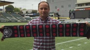 Mark Parsons will be the Thorns' third head coach in four seasons. (Photo:  Portland Thorns FC)