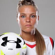 Rachel Daly is now St. John's all-time leader in goals as well as points.