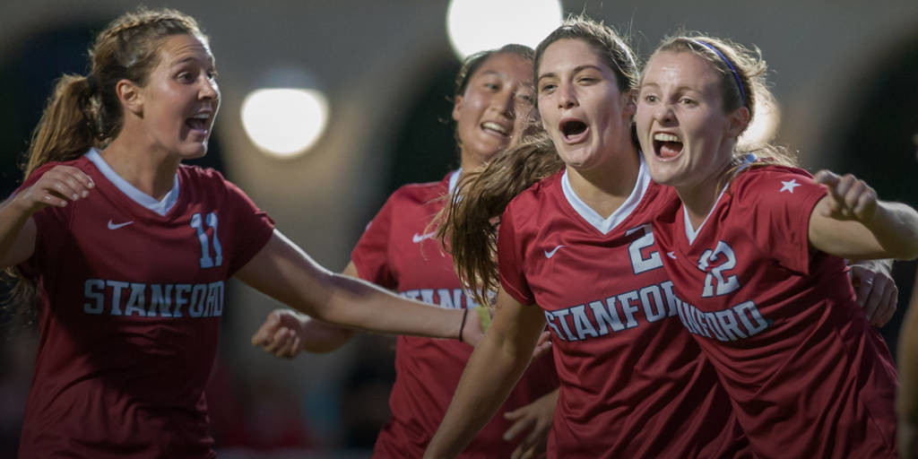 Stanford is a No. 1 seed and an NCAA title contender. (Photo: Stanford Athletics)