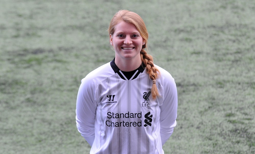 Libby Stout is the new goalkeeper for the Boston Breakers, who announced the signing hours after announcing they traded away goalkeeper Alyssa Naeher.