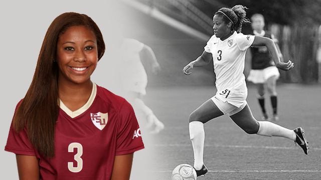 Casey Short signed with the Chicago Red Stars. (Photo: FSU/Chicago Red Stars)