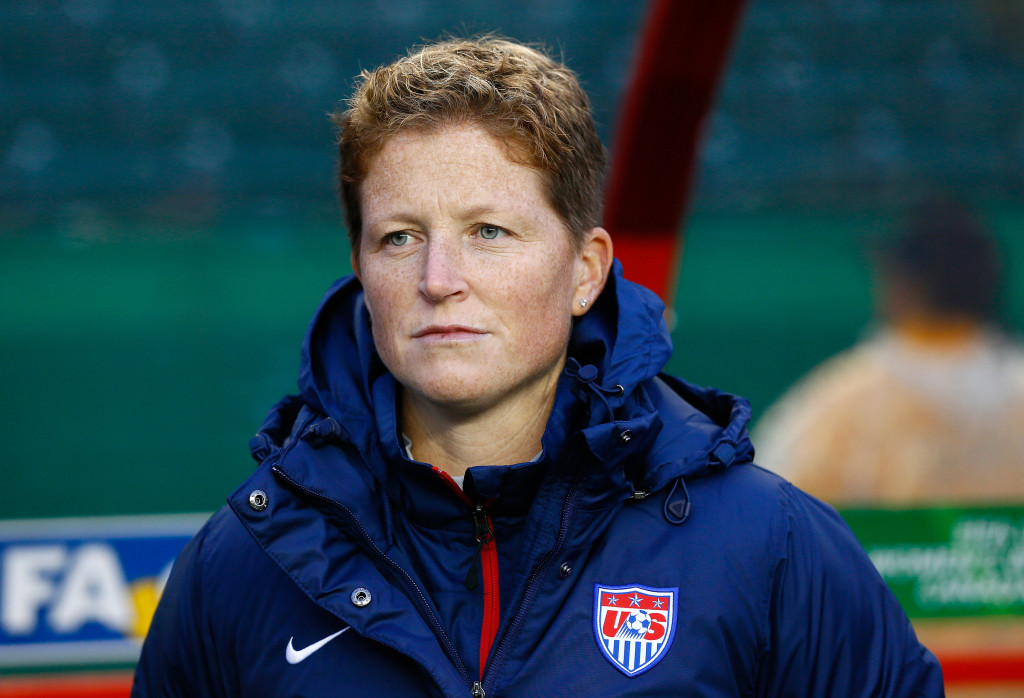 USA v Brazil: Group B - FIFA U-20 Women's World Cup Canada 2014