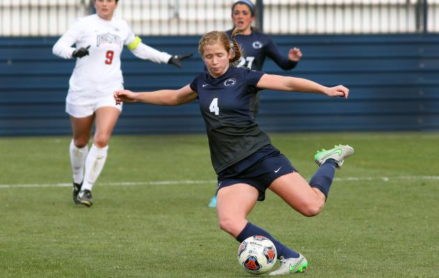 Penn State's Megan Schafer. (Photo: Penn State/Craig Houtz)