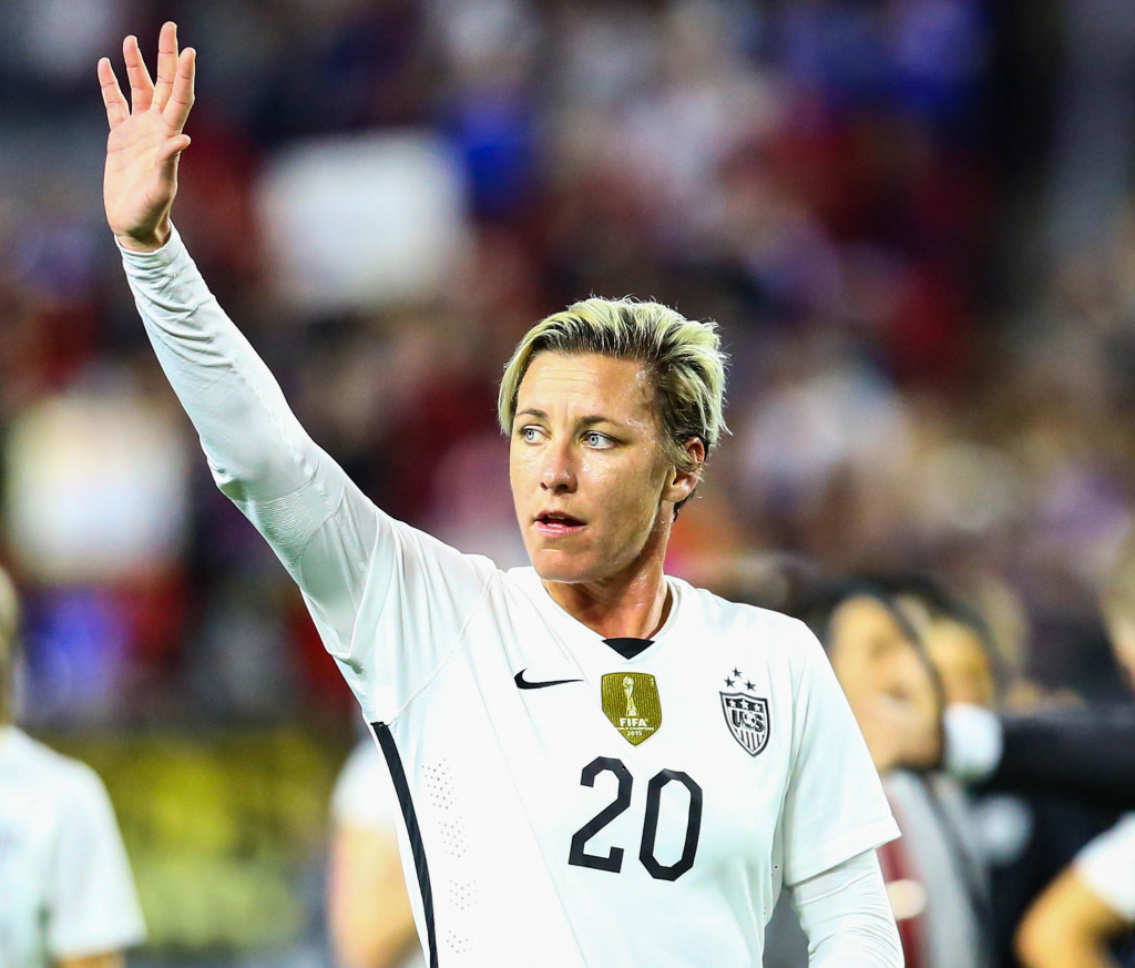 After saying farewell to soccer, Abby Wambach is set to begin the next phase of her life. (Photo Courtesy of Arianna Grainey Photography)