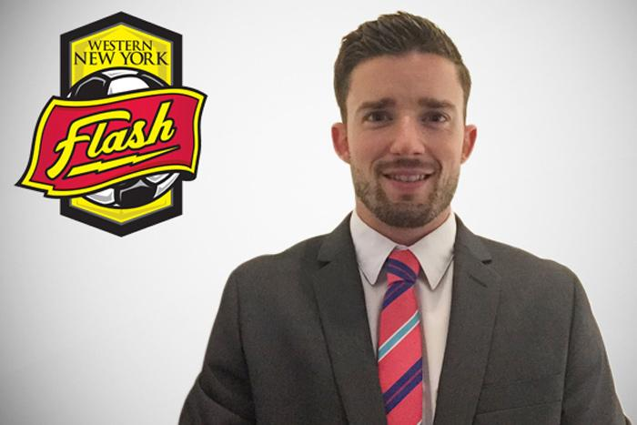 Rich Randall is optimistic about the Flash's attendance projections for 2016. (Photo: WNY Flash)