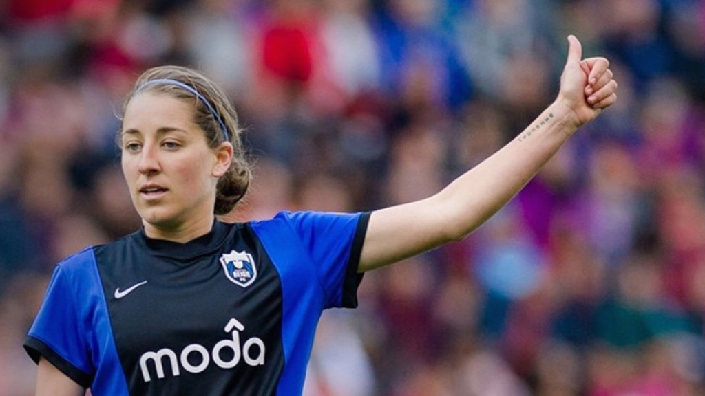 Danielle Foxhoven will not play for Seattle Reign FC in 2016. (Photo: Seattle Reign FC/DanielleFoxhoven.com)