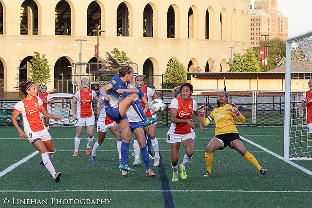 Sky Blue FC hasn't had a coach for the past three months, but that should change this week. (Photo Copyright Clark Linehan for The Equalizer)