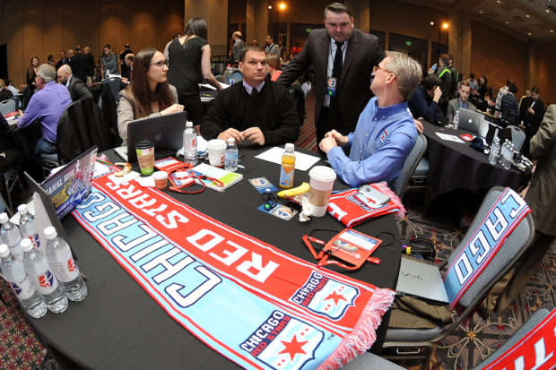 Chicago Red Stars now have eight picks in the 2018 NWSL College Draft