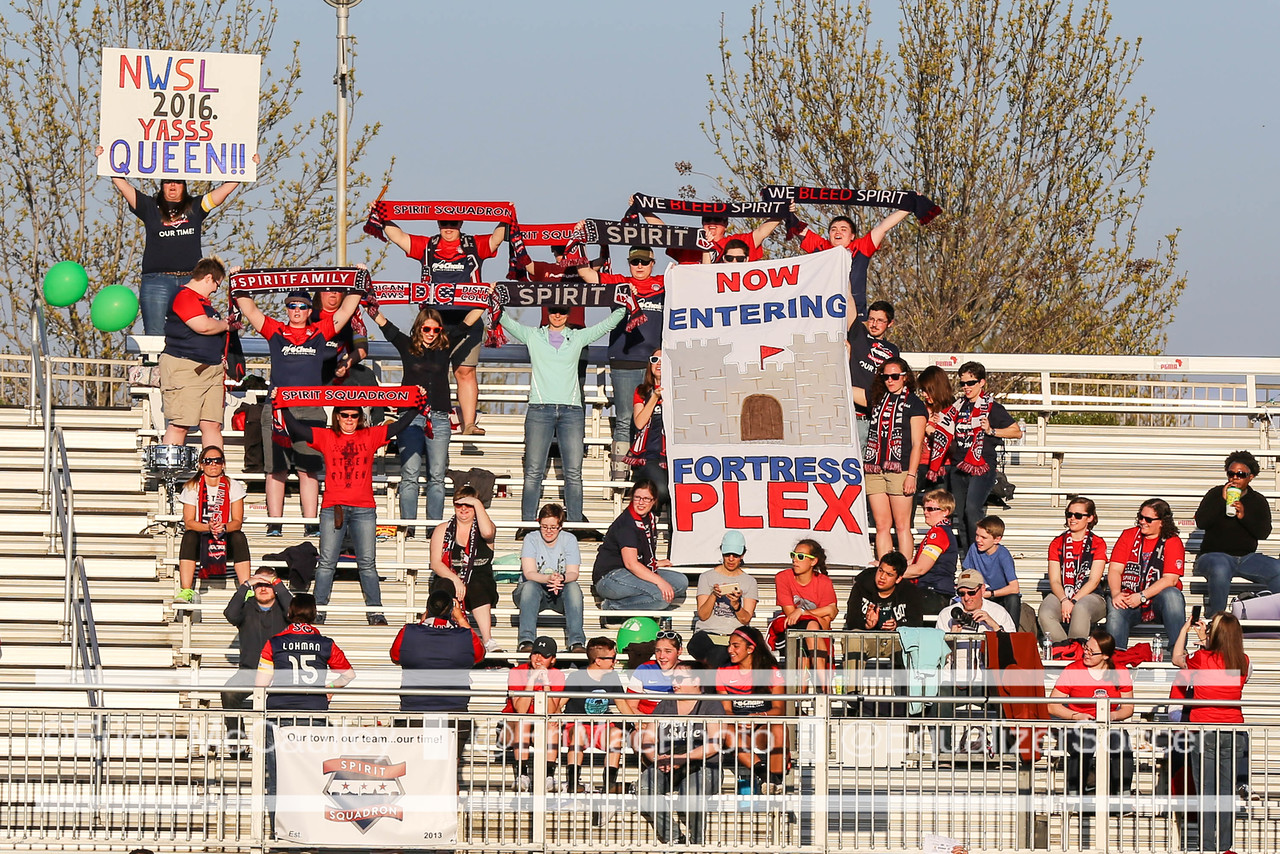 Attendance is off,  but holding steady, at the Maryland SoccerPlex. (photo copyright EriMac Photo for The Equalizer)