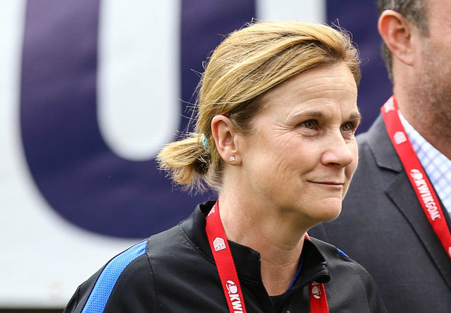 Jill Ellis's lineup choices against Japan seem to hint she is narrowing down a lineup for Rio (Photo Copyright Erica McCaulley for The Equalizer)