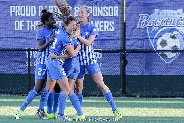 The Breakers have been at the bottom of the table since Week 1. It can end Wednesday with a win over the Dash. (Photo Copyright Clark Linehan for The Equalizer)