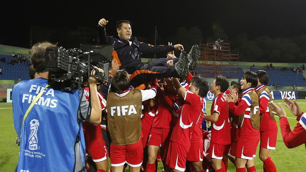 Korea DPR won the U-17 Women's World Cup for the second time.