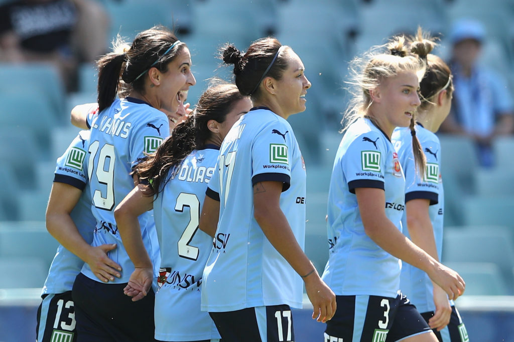 Melbourne City still hasn't lost in the W-League.