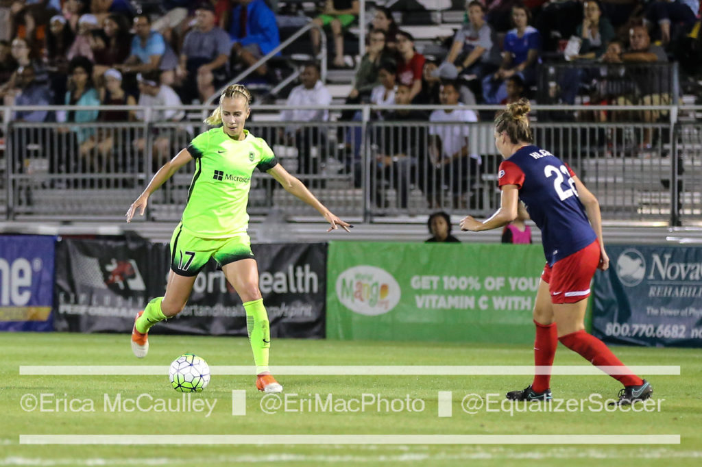 Beverly Yanez is playing for Melbourne City this W-League season. (Photo Copyright Erica McCaulley for The Equalizer)