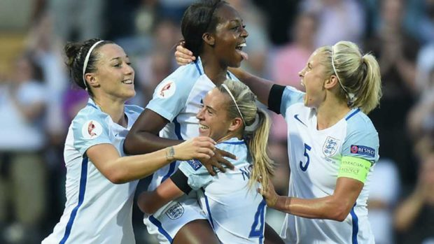 England's WNT will host Italy and Austria in April. (photo: England FA)